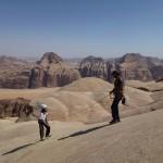 Bedan Majnoun - Petit ibex et son chien de traineau!