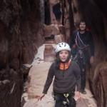 Iglakhat canyon - On a le smile!