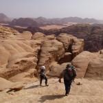 Sabbah's route - Cela devient normal pour nous de se balader dans de pareils endroits!