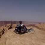 Sabbah's route - Glande complative en racontant des aneries