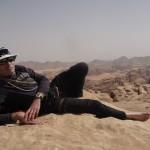 Sabbah's route - Nico en plein souffrance