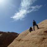 Rijm Assaf - Sur l'arête de dômes
