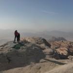 Rijm Assaf - Au sommet du Jebel Rum