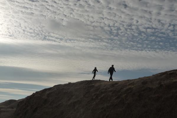 Déambulation sur le Jebel Ramm