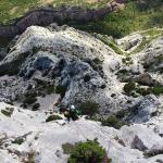 Sainte Victoire - Arête du Jardin