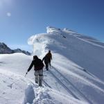 Pic du Glacier d'Arsine - Bienvenue en Samivélie