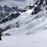 Pic du Glacier d'Arsine - Glaces