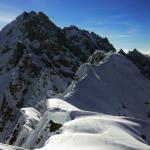 Pic du Glacier d'Arsine - Arêtes de Rochefort?
