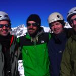 Pic du Glacier d'Arsine - Au top!