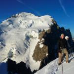 Roche Faurio - Devant le Dôme
