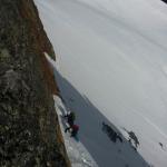 La traversée en neige et glace