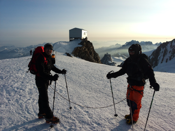 Stage Mont-Blanc et summit!