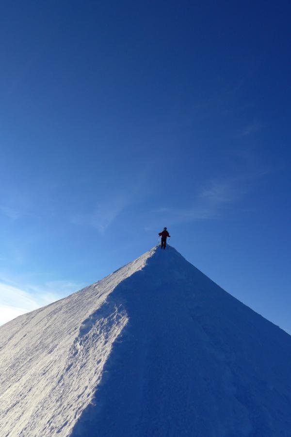 Mont-Blanc par les Aiguilles Grises