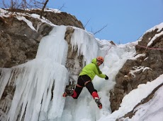 Initiation cascade de glace - Paulo Folie - Ouhh yeah