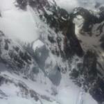 Arête Nord du pelvoux - L'ambiance!