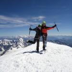 Mont - Blanc - Happy!