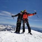 Mont - Blanc - Du bonheur!