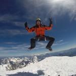 Mont - Blanc - Yann continue de s'élever!