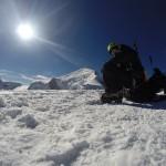Mont - Blanc - Pfff c'est encore loin!
