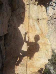 We escalade – Ponteil – Jeux d'ombre