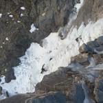 Initiation cascade de glace - Chambran
