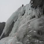 Cascade de glace - Brutus