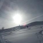 Crête de la Seyte - Non loin du sommet