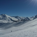 Ski hors piste Montgenèvre - Charvia