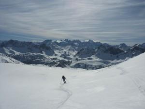 Raid ski Cerces