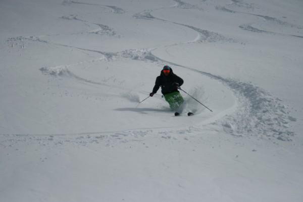 Raid ski en étoile