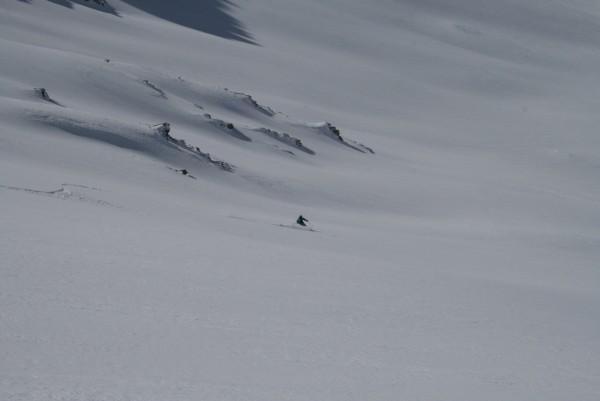 Face Nord de Peyre Nière