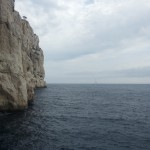 Escalade Calanques - Ambiance maritime