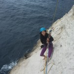 Escalade Calanques - Rappeles de rêve de pierre