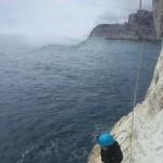 Escalade Calanques - Rappels de rêve de pierre