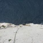 Escalade Calanques - Au pied de rêve de pierre