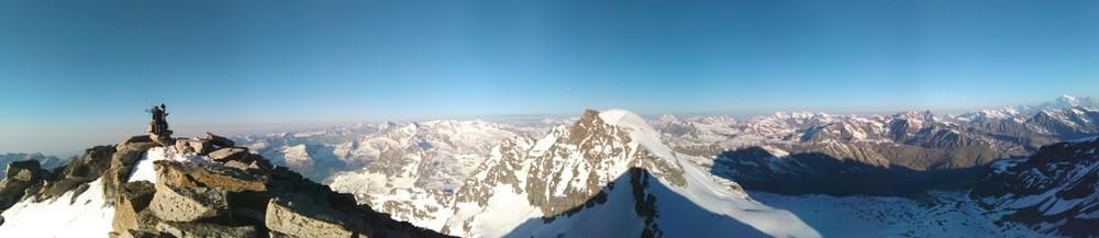 Tresenta - Panorama