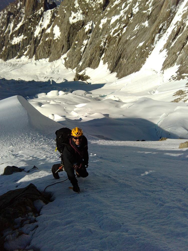 Mont-Blanc - Inominata - Conditions parfaites