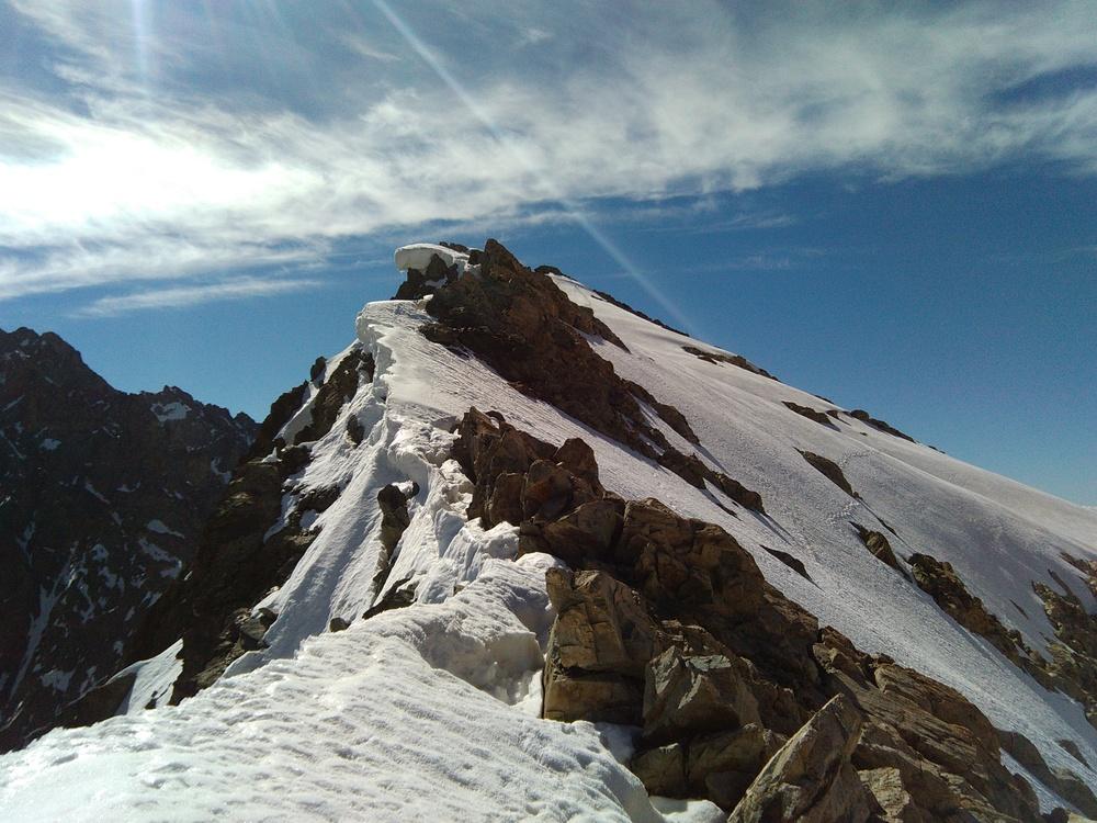 Stage alpinisme - Pic d'Arsine