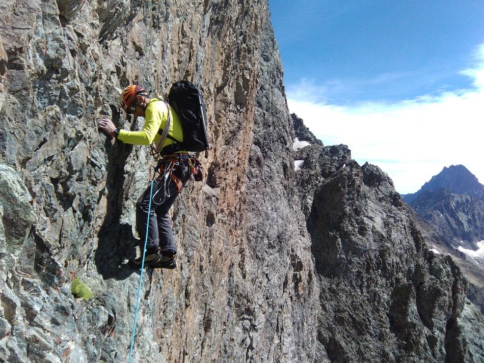 Les rouies - ArnoC grimpe