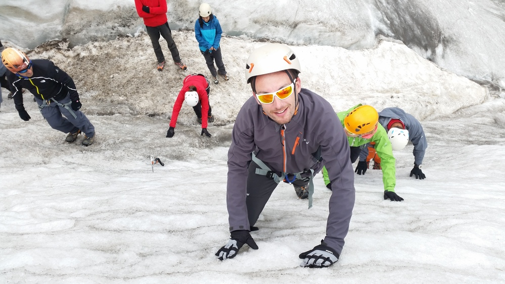 initiation alpinisme - Yeah