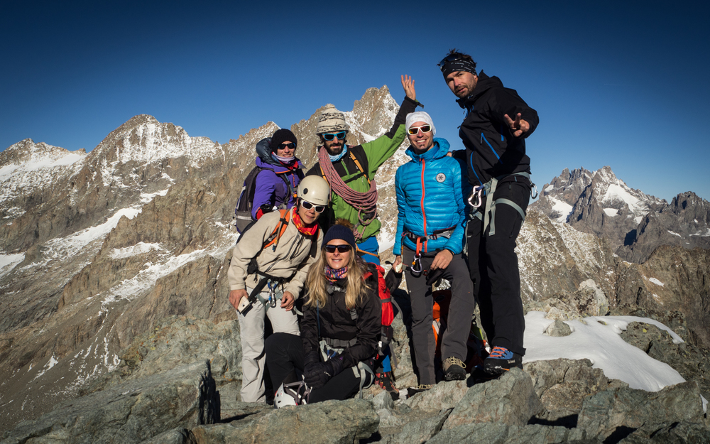 Stage initiation Alpinisme - Pic d'Arsine