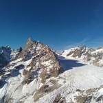 Arete des Cineastes - Le Glacier Blanc
