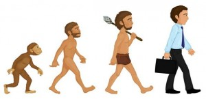 humans-evolve