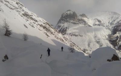 Ski de randonnée – Vallon du Fontenil