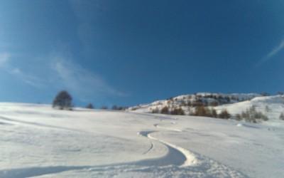 Trop dur la vie d'Alpin!