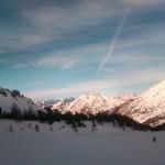 Col de Beaubarnon - Descente popow dans le vallon