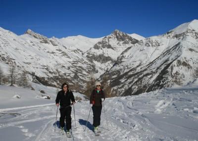 Fourche - Gardette - A la montée