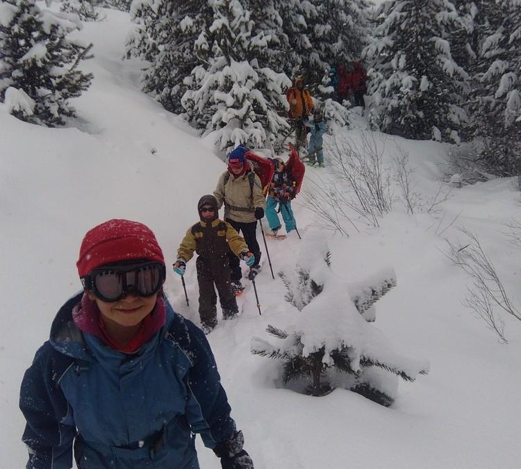 Montagne en famille – Suite