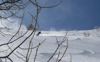 Free rando dans les Hautes-Alpes