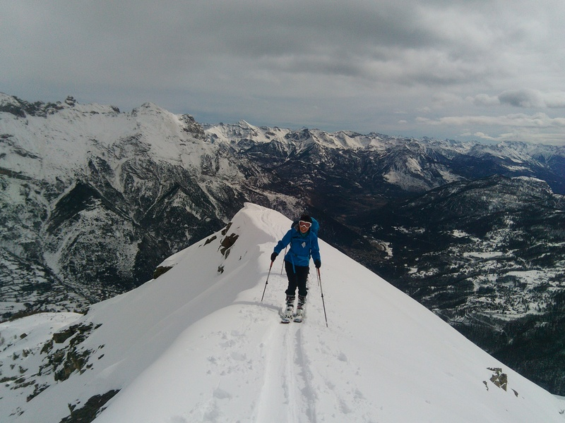 Skitouring in the Southern Alps